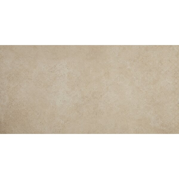 Haut Monde 24 x 48 Porcelain Field Tile in Leisure Beige by Daltile