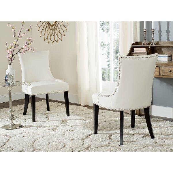Abby Upholstered Arm Chair (Set of 2) by Mercer41 Mercer41