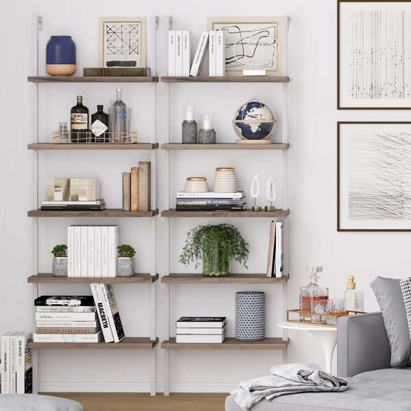Theo Ladder Bookcase by Nathan James