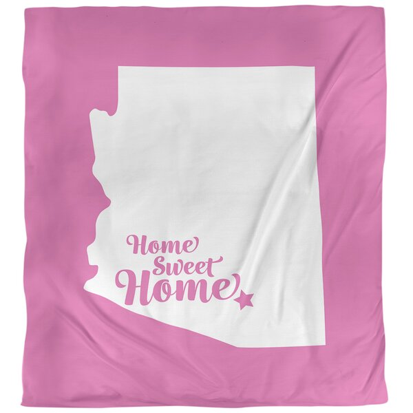 Home Sweet Tucson Single Duvet Cover