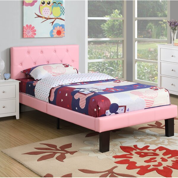 Debellis Panel Bed by Harriet Bee