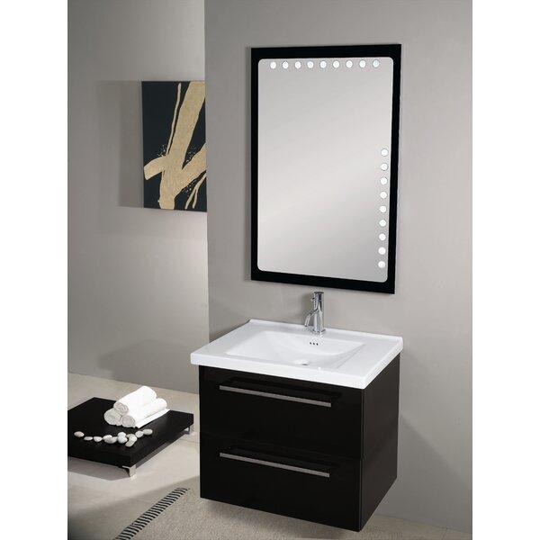 Fly 29 Single Wall Mounted Bathroom Vanity Set with Mirror