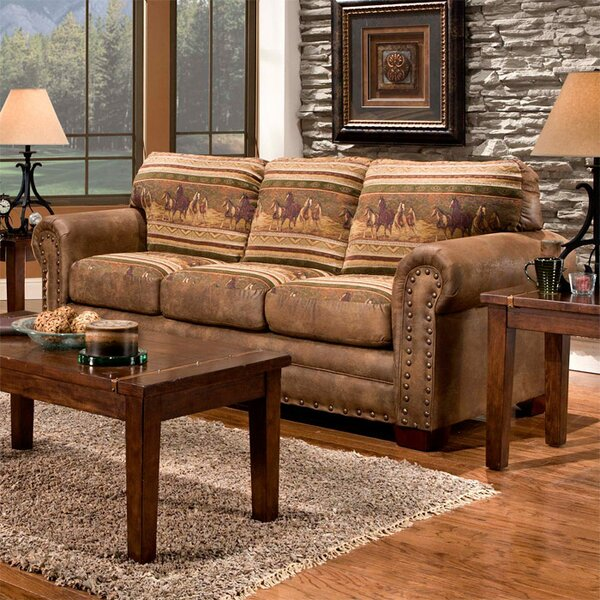 Best Of The Day Charlie Sofa by Millwood Pines by Millwood Pines