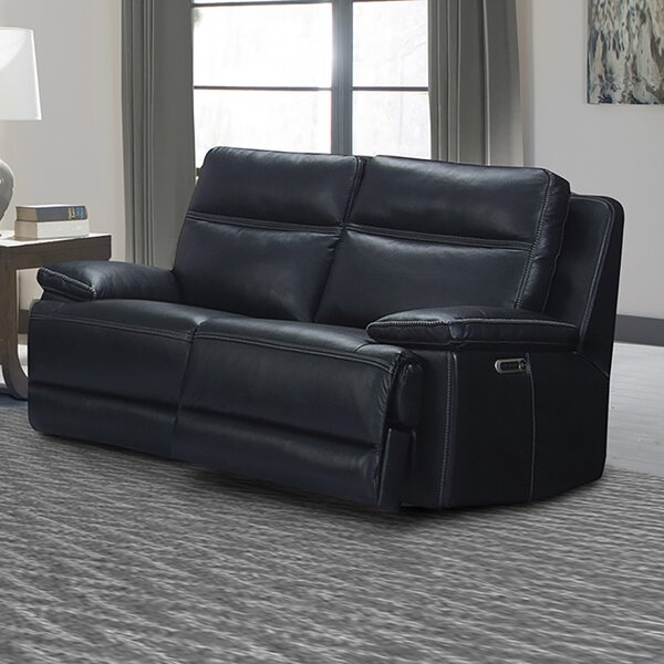 Bauman Reclining Loveseat By Winston Porter