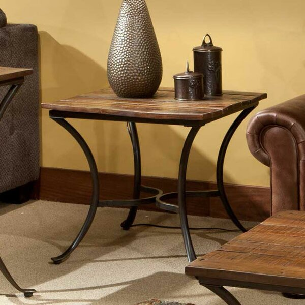 Innsbruck End Table by Emerald Home Furnishings