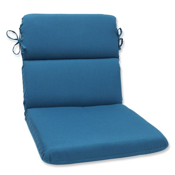 Spectrum Indoor/Outdoor Sunbrella Lounge Chair Cushion by Pillow Perfect