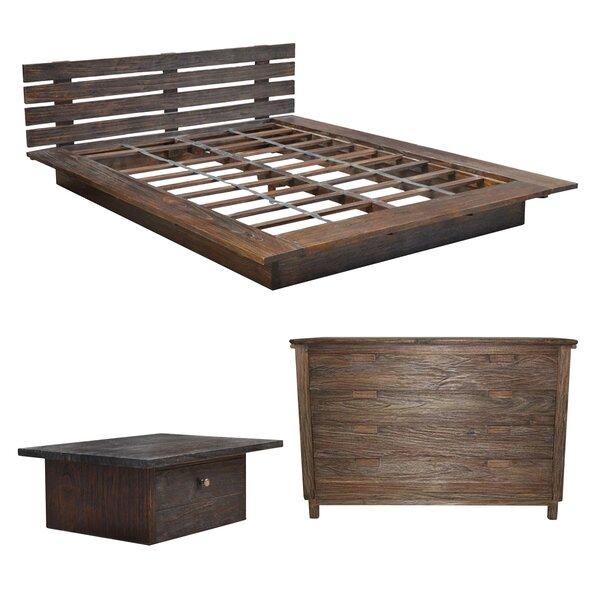 Kenosha Platform Configurable Bedroom Set by Bloomsbury Market