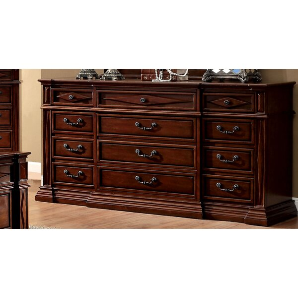 Blair 12 Drawer Dresser by Astoria Grand
