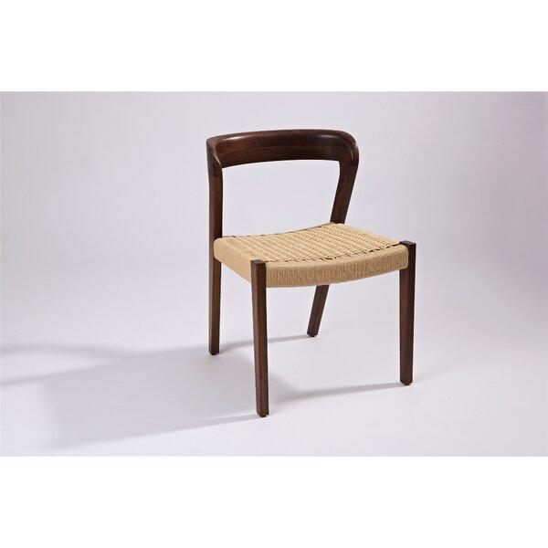 Brashears Upholstered Dining Chair by Corrigan Studio
