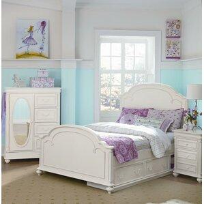 Kassidy Panel Configurable Bedroom Set