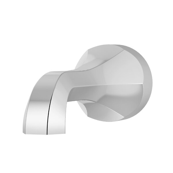 Canterbury Non-Diverter Tub Spout by Symmons