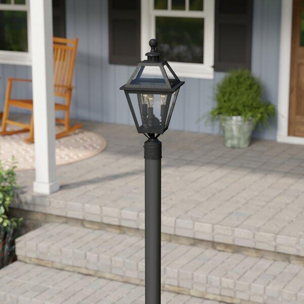 Gravesend Outdoor 3-Light Lantern Head by Sol 72 Outdoor