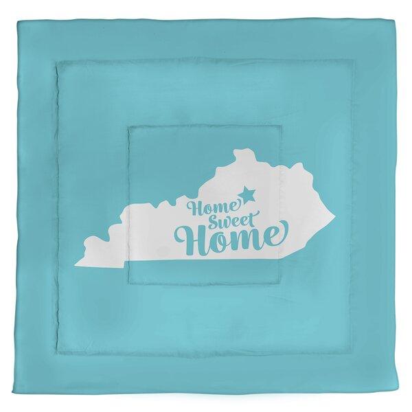 Home Sweet Lexington Single Reversible Comforter