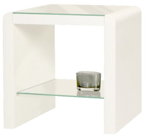 Magallanes End Table by Ebern Designs