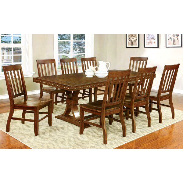 Jared 9 Piece Dining Set by Hokku Designs