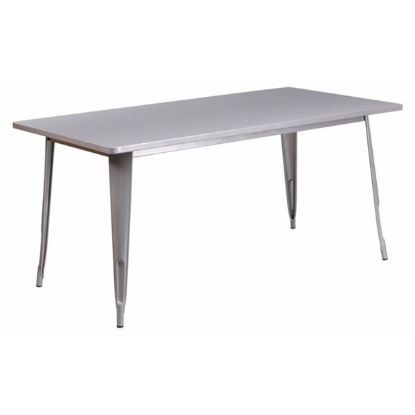 Jesse Indoor Dining Table by Trent Austin Design