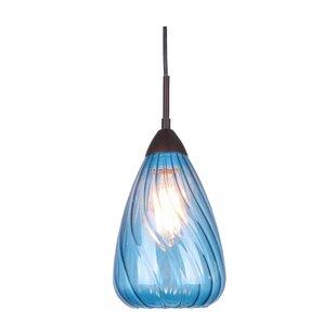 Compare Soak 1-Light Cone Pendant By Woodbridge Lighting