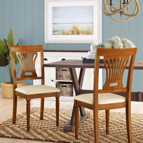 Rutledge Side Chair (Set of 2) by Beachcrest Home