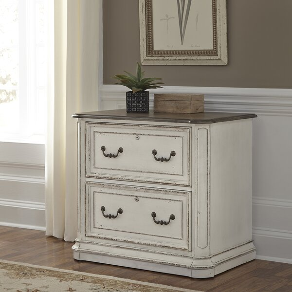 Renoncule 2 Drawer Lateral Filing Cabinet by Lark Manor