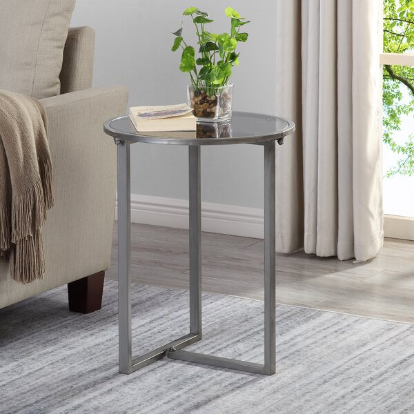 Roopville End Table by Orren Ellis