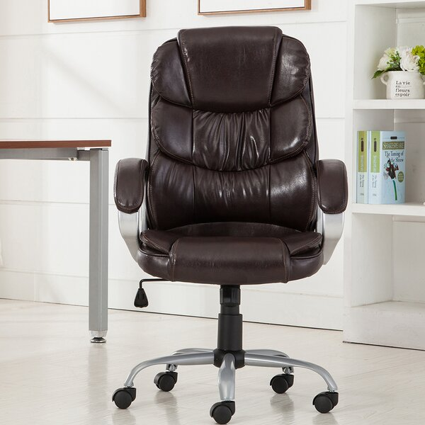 Mid-Back Desk Chair by Belleze