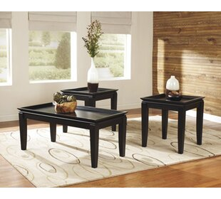 Fenton 3 Piece Coffee Table Set Signature Design by Ashley
