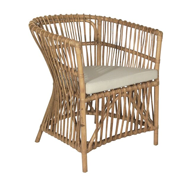 Elena Barrel Chair by Ibolili