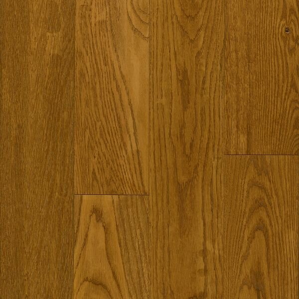 American Scrape 5 Solid Oak Hardwood Flooring in Gunstock by Armstrong Flooring