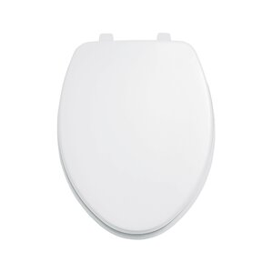 Laurel Elongated Toilet Seat and CoverElongated Toilet Lid Covers   Wayfair. Oblong Toilet Seat Cover. Home Design Ideas