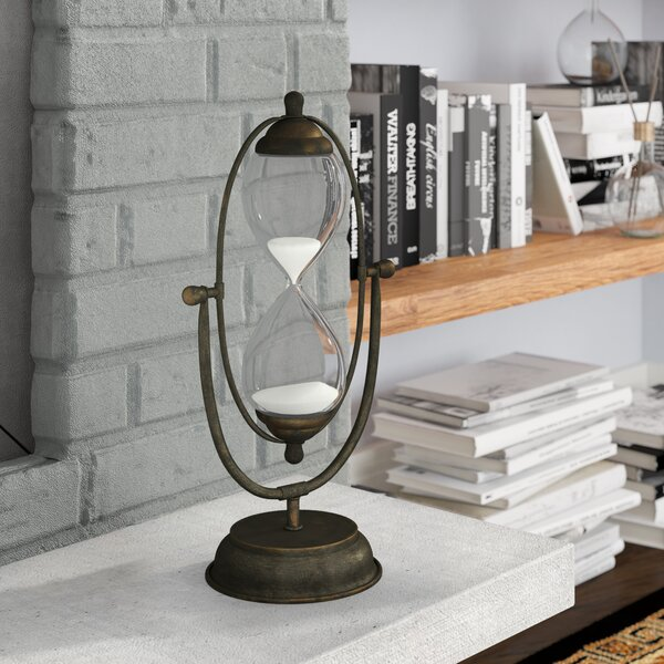 Timeless Hourglass Decor by Birch Lane™