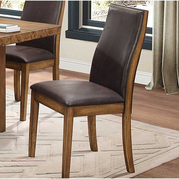 Frances Upholstered Dining Chair (Set of 2) by Foundry Select