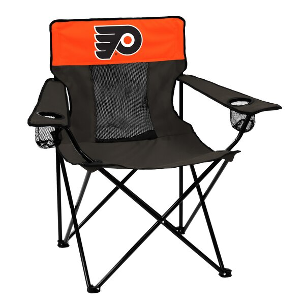 NHL Elite Camping Chair by Logo Brands