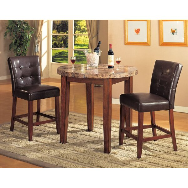 Lovelady 3 Piece Pub Table Set By Red Barrel Studio Discount