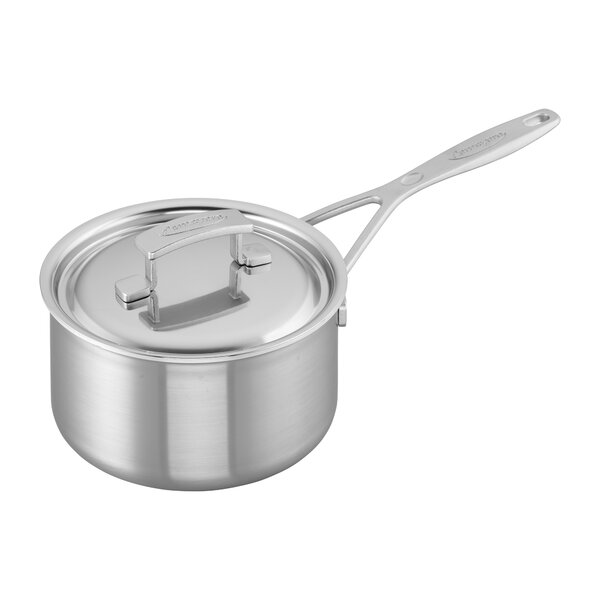 Industry Stainless Steel Sauce Pan by Demeyere