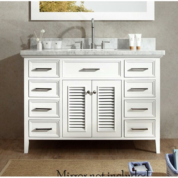 Hamil 49 Single Bathroom Vanity Set by Highland Dunes