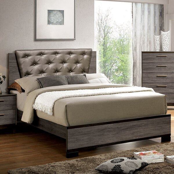 Best #1 Melra Upholstered Standard Bed By Brayden Studio Wonderful