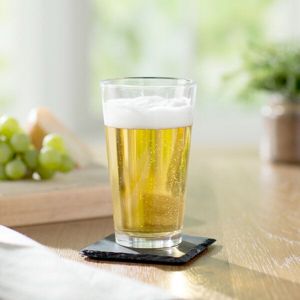 Wayfair Basics 16 oz. Pub Glass Set (Set of 12) by Wayfair Basics™