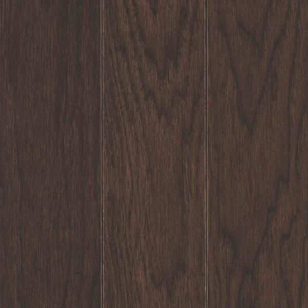 Randhurst Map SWF 3-1/4 Solid Oak Hickory Hardwood Flooring in Gunpowder by Mohawk Flooring