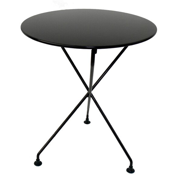 European Café Round Folding Bistro Table by Furniture Designhouse