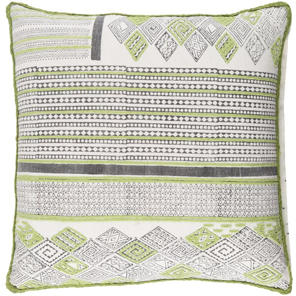 Aurelio Throw Pillow by Bloomsbury Market