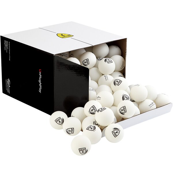 Killerspin Training 2 Star Ball (Set of 100) (Set of 100) by Killerspin