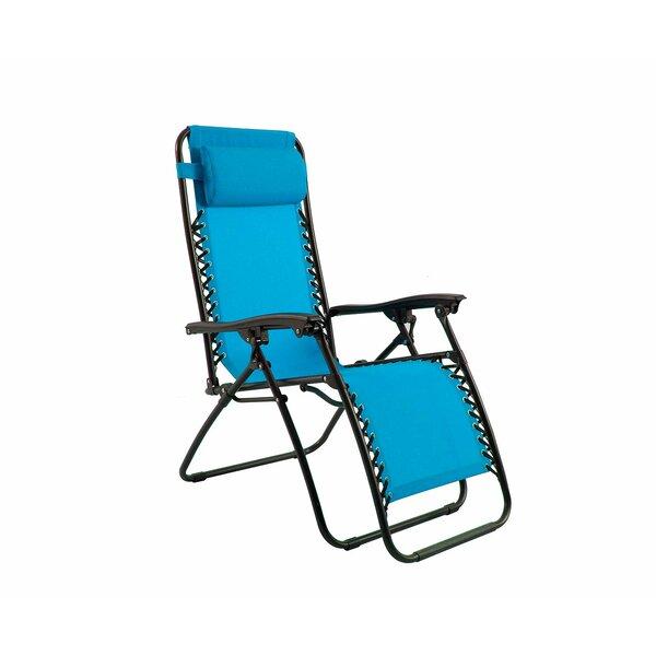 Whitner Gravity Patio Chair by Ebern Designs
