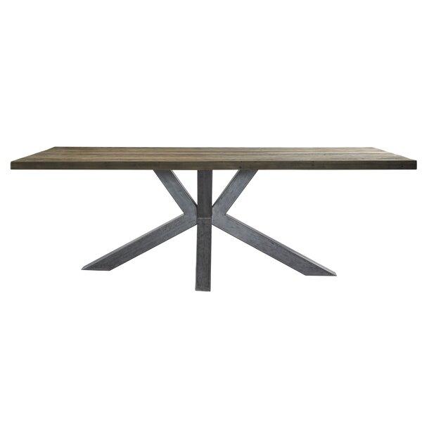 Prejean Solid Wood Dining Table by Brayden Studio Brayden Studio