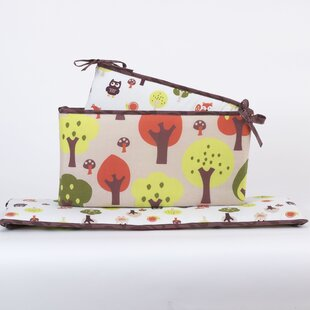 Shop For Foxy and Friends Crib Bumper ByBelle