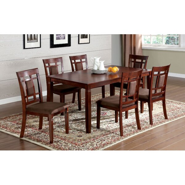 Yerby 7 Piece Dining Set by Winston Porter