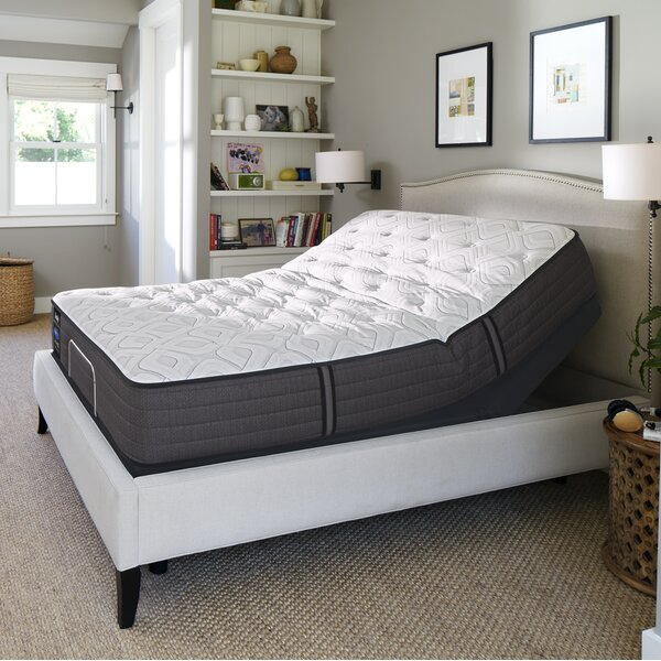 Response™ Performance 12.5'' Plush Tight Top Mattress and Box Spring by Sealy