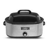 Weston 22 Qt. Roaster Oven byWeston