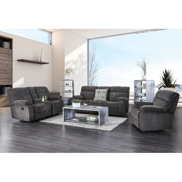 Buco Reclining Configurable Living Room Set by Red Barrel Studio