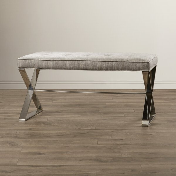 Coniglio Upholstered Bench by Comm Office