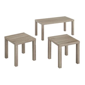 3piece griffey coffee table set
